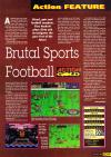 Brutal Sports Football Atari review