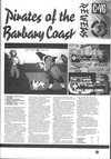 Pirates of the Barbary Coast Atari review