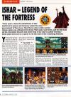 Ishar - Legend of the Fortress Atari review