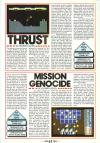 Mission Genocide Atari review
