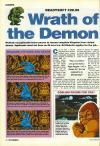 Wrath of the Demon Atari review