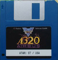 A320 Airbus - Edition USA Atari disk scan