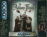 Addams Family (The) Atari disk scan
