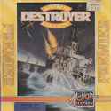 ADS - Advanced Destroyer Simulator Atari disk scan