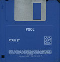 Pool (Archer Maclean's) Atari disk scan