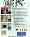 Chariots of Wrath Atari disk scan