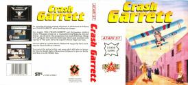 Crash Garrett Atari disk scan