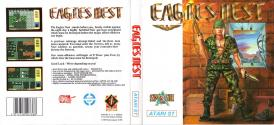 Into the Eagle's Nest Atari disk scan