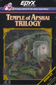Temple of Apshai Trilogy (The) Atari disk scan