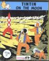 Tintin on the Moon Atari disk scan