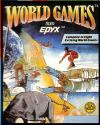 World Games Atari disk scan