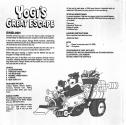 Yogi's Great Escape Atari instructions