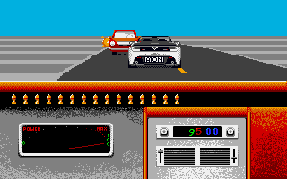 Anarcho Ride atari screenshot