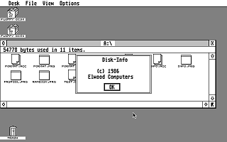 Atari ST Toolkit
