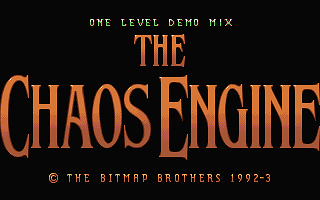 Chaos Engine (The)