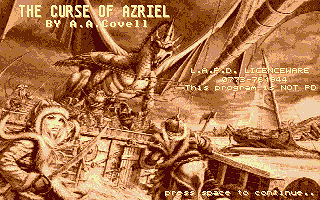 Curse of Azriel