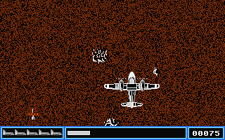 Flight Levels atari screenshot