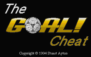 Goal! Cheat (The)