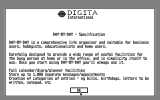 Home Accounts atari screenshot