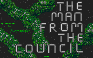 Man from the Council