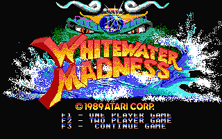 Whitewater Madness