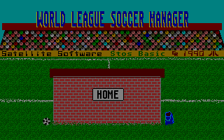 World League Soccer Manager