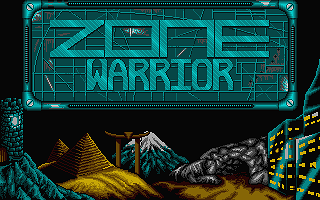 Zone Warrior