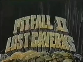 Pitfall II - Lost Caverns